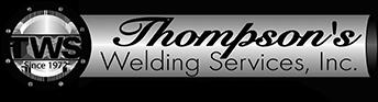 Thompson's Welding Services, Inc.